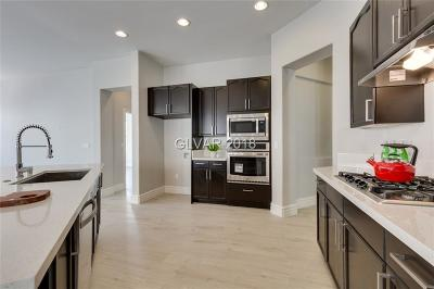 Las Vegas Single Family Home Contingent Offer: 70 Rancho Maria Street