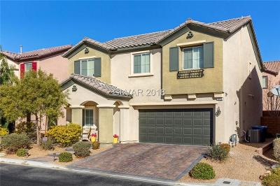 Las Vegas Single Family Home Contingent Offer: 10130 Ragdoll Avenue