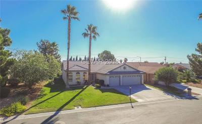 Las Vegas Single Family Home For Sale: 5108 Sparkling Drive
