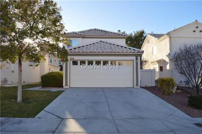 Single Family Home Contingent Offer: 2225 Storkspur Way