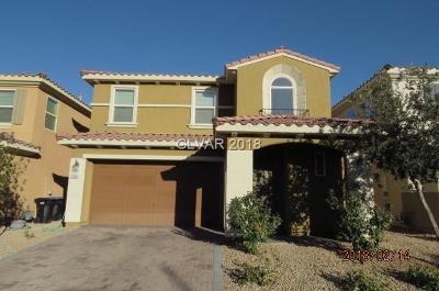 Las Vegas  Single Family Home For Sale: 10086 Pacific Peak Street