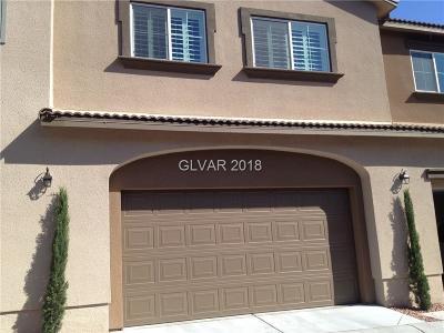 Las Vegas Condo/Townhouse For Sale: 11395 Ogden Mills Dr. Drive #104