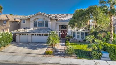 Henderson Single Family Home Contingent Offer: 2437 Ping Drive