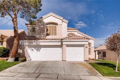 Las Vegas Single Family Home For Sale: 9704 Ann Arbor Lane