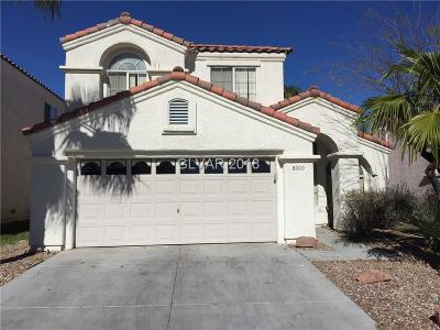 Rental For Rent: 8000 Pottery Creek Drive