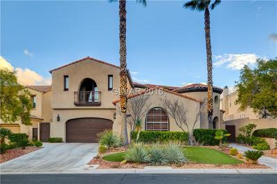Las Vegas Single Family Home For Sale: 11233 Golden Chestnut Place