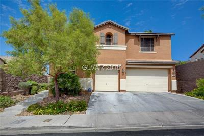 Henderson Single Family Home For Sale: 2680 Copilico Terrace