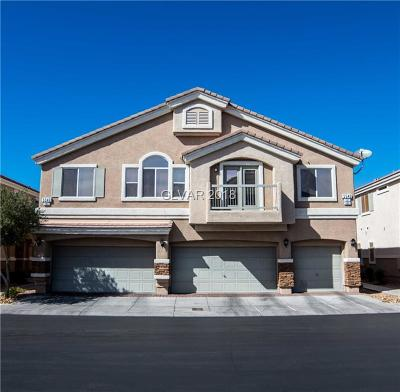 Las Vegas NV Condo/Townhouse For Sale: $205,000