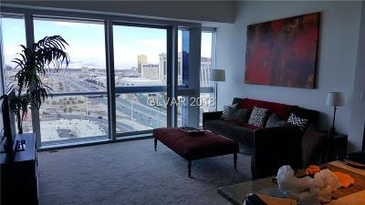 Las Vegas High Rise For Sale: 4471 Dean Martin Drive #2306