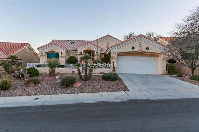 Las Vegas Single Family Home Contingent Offer: 10949 Fort Valley Avenue