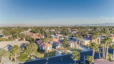 Las Vegas Single Family Home For Sale: 1404 Ten Palms Court