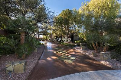 Las Vegas Single Family Home Contingent Offer: 821 Canyon Greens Drive