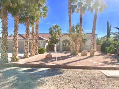Las Vegas Single Family Home Contingent Offer: 3755 Torino Avenue