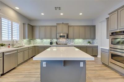 Las Vegas Single Family Home For Sale: 7297 Mount Kearsarge Street