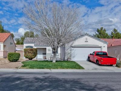 North Las Vegas NV Single Family Home For Sale: $205,000