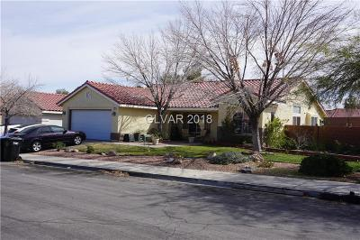 Henderson Single Family Home For Sale: 713 Cozy Canyon Drive