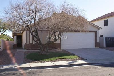 Henderson Single Family Home For Sale: 975 Trackers Glen Avenue