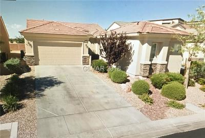 North Las Vegas Single Family Home Contingent Offer: 2417 Great Auk Avenue