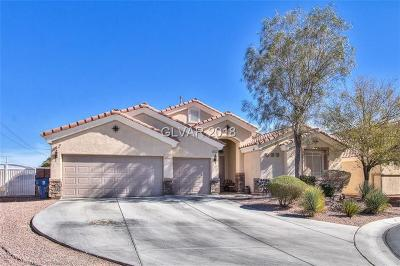 Las Vegas Single Family Home For Sale: 10422 Apples Eye Street