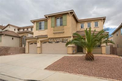 Henderson Single Family Home For Sale: 165 Timeless View Court