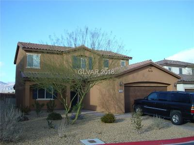 North Las Vegas Single Family Home For Sale: 308 Smoking Loon Avenue