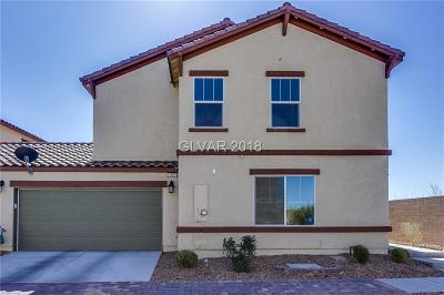 Henderson NV Single Family Home For Sale: $278,000