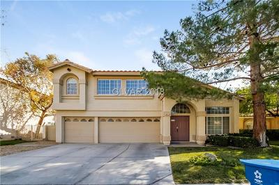 Henderson NV Single Family Home Under Contract - No Show: $400,000