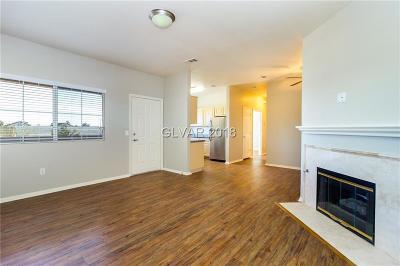 Las Vegas NV Condo/Townhouse For Sale: $215,000