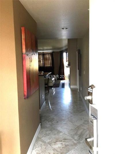 Las Vegas Condo/Townhouse For Sale: 260 East Flamingo Road #405