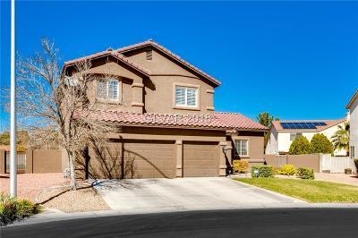 Las Vegas Single Family Home For Sale: 4912 Golden Haven Avenue