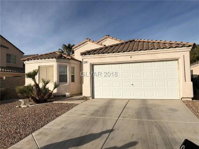 Clark County Single Family Home Contingent Offer: 3236 Dusty Daylight Court