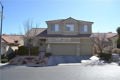 Clark County Single Family Home For Sale: 5793 Lazy Days Court