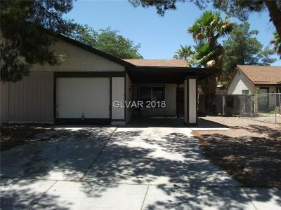 Las Vegas NV Condo/Townhouse For Sale: $189,000