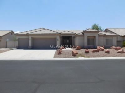 Henderson, Las Vegas Single Family Home For Sale: 6777 Alpine Brooks Avenue