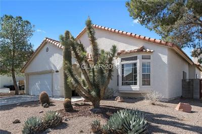 North Las Vegas Single Family Home For Sale: 4127 Cricket Lane