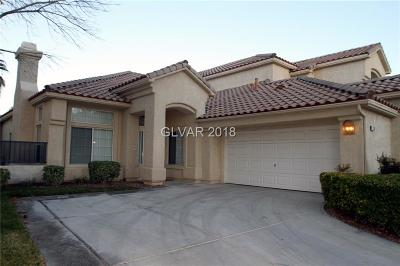 Clark County Single Family Home For Sale: 9236 Pitching Wedge Drive