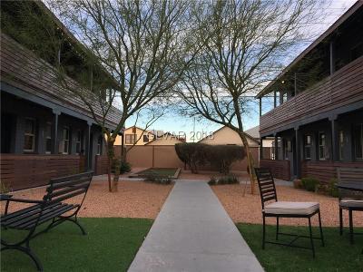Las Vegas Rental For Rent: 323 North 11th Street #C