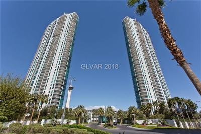 Las Vegas High Rise For Sale: 222 Karen Avenue #1607
