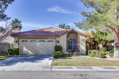 North Las Vegas NV Single Family Home For Sale: $278,000