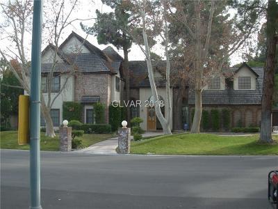 Las Vegas NV Single Family Home Contingent Offer: $489,900