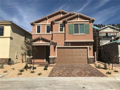 Las Vegas Single Family Home For Sale: 8118 Nottingham Hill Lane