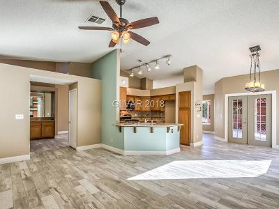 Las Vegas Single Family Home Contingent Offer: 8040 Hackberry Drive