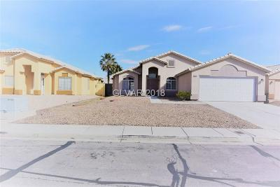 North Las Vegas Single Family Home For Sale: 4916 Grimespound Court