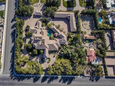 Las Vegas Rental For Rent: 8101 Obannon Drive