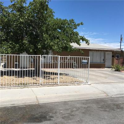 North Las Vegas Multi Family Home Under Contract - No Show: 2124 Harvard Street