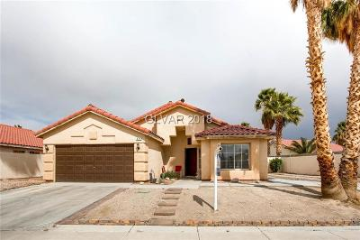 North Las Vegas Single Family Home For Sale: 424 Casa Del Norte Drive