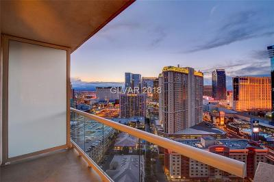 Las Vegas High Rise For Sale: 135 Harmon Avenue #2407