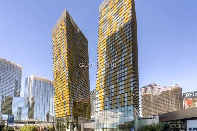Veer Towers High Rise For Sale: 3722 Las Vegas Boulevard #2601