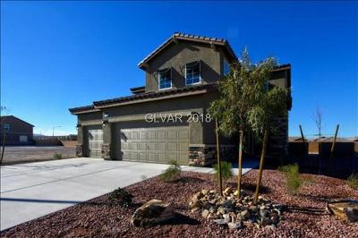 Henderson Single Family Home For Sale: 1129 Copper Grass Street