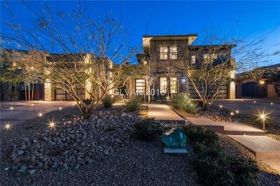 Las Vegas Single Family Home For Sale: 53 Meadowhawk Lane